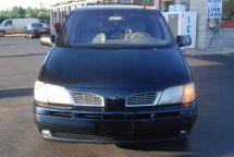 2001 Oldsmobile Silhouette Premiere Edition