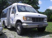 1996 Ford E350 Wagon
