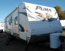 2012 PUMA 26FBSS