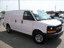 2009 Chevrolet Express G2500 Cargo Van