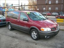 2004 Pontiac Montana Luxury