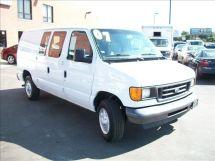 2007 Ford Econoline E150 Cargo Van