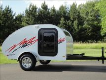 2011 Little Guy 5 Wide Platform Teardrop Camper