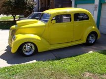 1937 Ford 2Door TRADE 4 RV