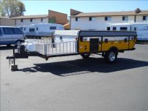 2007 Fleetwood E3 Toy Hauler Pop-Up Toy Hauler