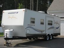 2002 Starcraft travel Trailer 28BHS
