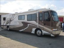1998 FLEETWOOD AMERICAN EAGLE M40 EVS 40FT