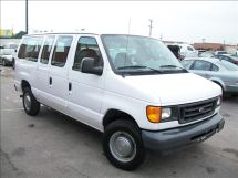2006 Ford Econoline Wagon E-350 12 Passenger Club Wagon
