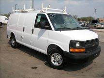2007 Chevrolet Express G2500 Cargo Van
