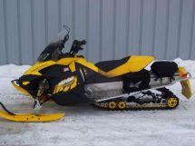 2009 Ski-Doo MX Z Renegade Rotax 600 H.O. E-TEC