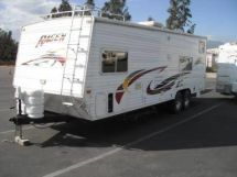 2004 National RAGEN TOY HAULER 2629N