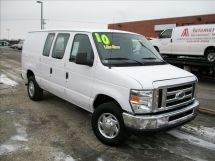 2010 Ford Econoline E250 Cargo Van