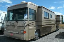 2002 Country Coach Intrigue 40' Class A Motorhome
