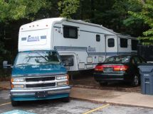 1994 Carriage 36' Fifth Wheel
