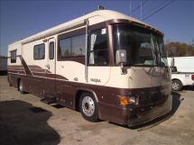 1993 COUNTRY COACH MAGNA NICE LEATHER