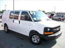 2007 Chevrolet Express G1500 Cargo Van AWD