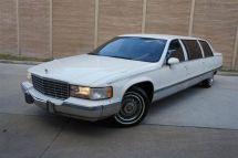 1993 Cadillac Fleetwood 4dr Sedan