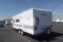 2000 THOR BUNK HOUSE WANDERER 250 MS