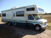 1997 Ford E SUPER DUTY FLEETWOOD TIOGA C-CLASS