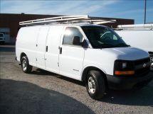 2005 Chevrolet Express Cargo Van G3500 Extended