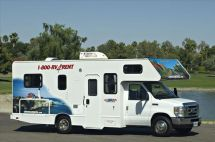 2008 Class C - 25' Motorhome For Rent 25'