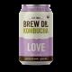 Can image of Brew Dr. Kombucha Love