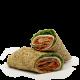 Stylized image of Italian Turkey Wrap
