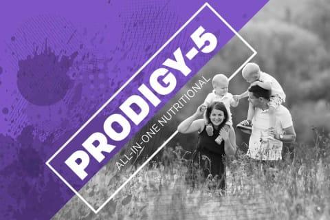 PRODIGY-5 | A MINDENT MAGÁBA FOGLALÓ TÁPLÁLÉKKIEGÉSZÍTŐ