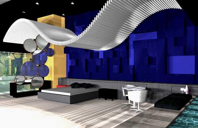 7º Motel Design na 57ª Equipotel