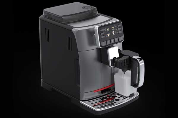 A primeira máquina de café expresso do mundo agora Brasil