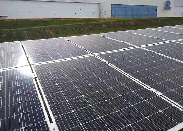 Ar-condicionado movido a energia solar