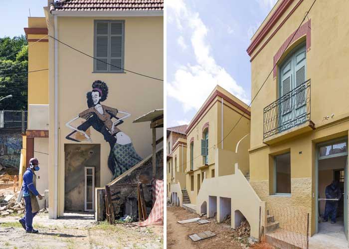 Concrejato entrega primeira fase da Vila Itororó