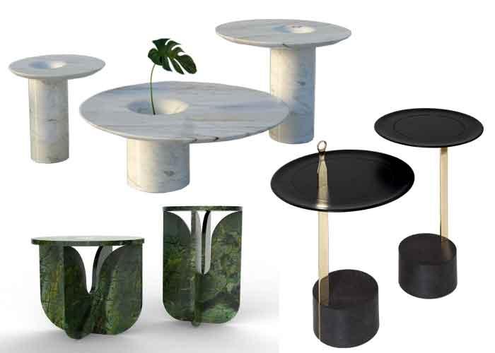 Design com pedras naturais