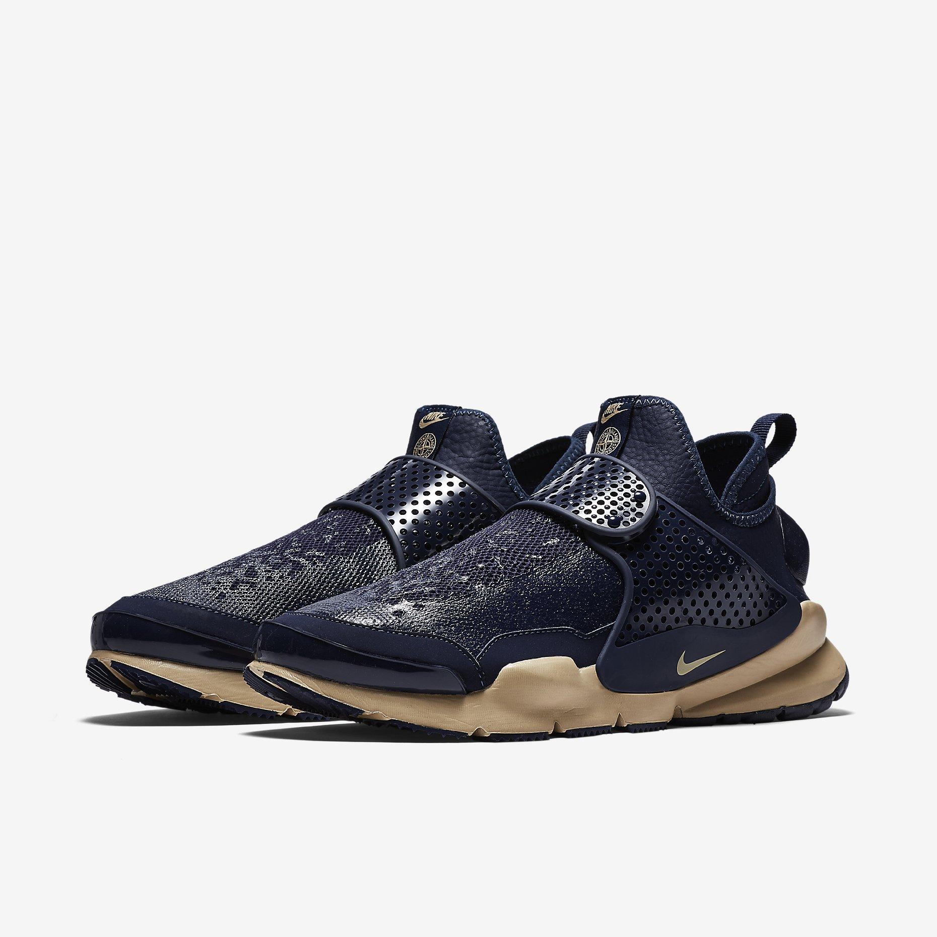 new arrival 5094b fe872 Very Goods | NikeLab x Stone Island Sock Dart Mid SP Men's ...
