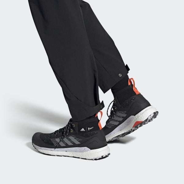 Very Goods   adidas Terrex Free Hiker Parley Hiking Shoes - Black ...