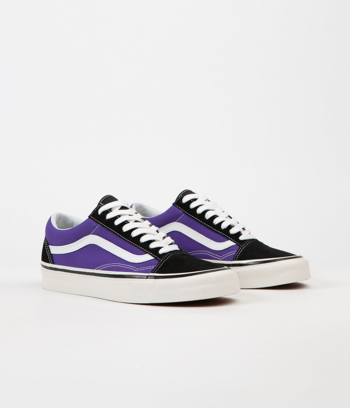 vans anaheim old skool black