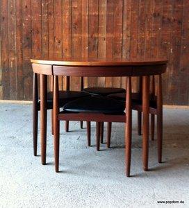 Very Goods | Hans Olsen   HANS OLSEN Dining Table U0026 Chairs FREM ROJLE  DENMARK By Hans Olsen For Sale At Deconet