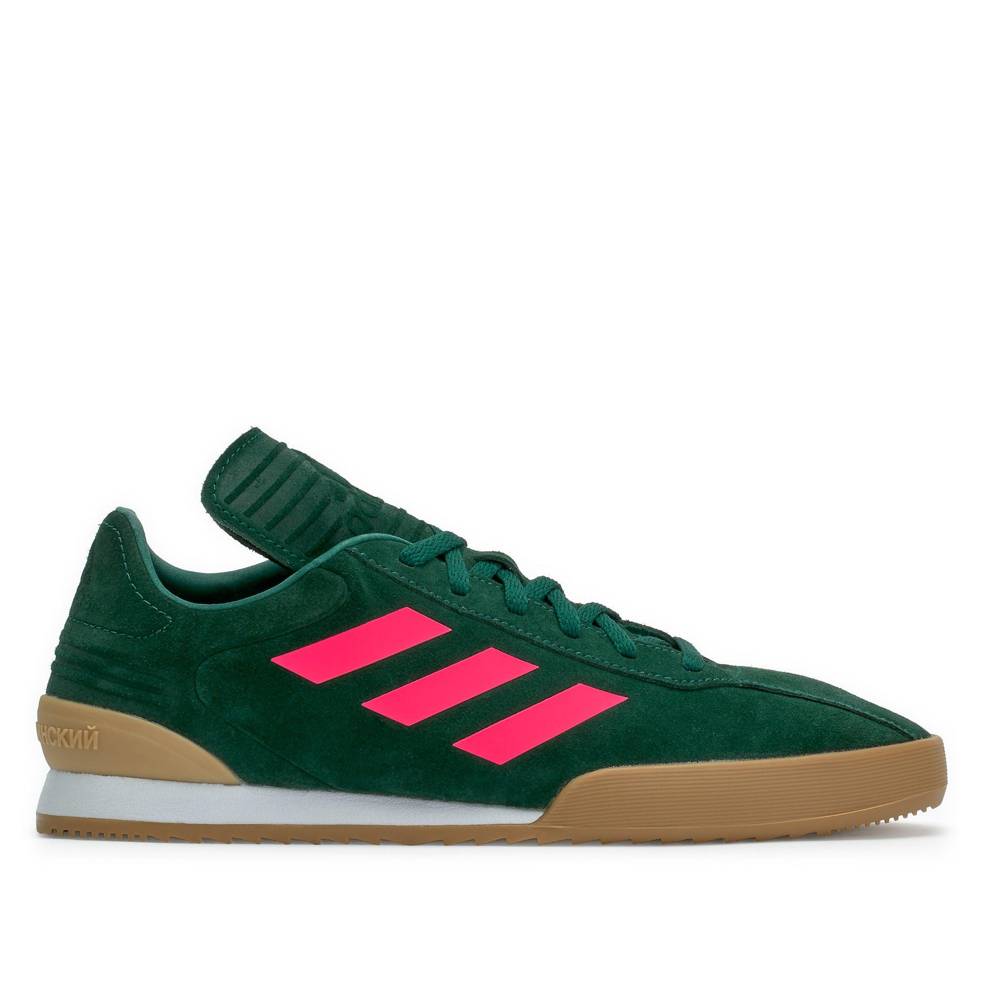 info for 3d1eb 7836d Very Goods  Gosha Rubchinskiy SS18 x adidas Copa Sneakers (Green) – Dover  Street Market NY