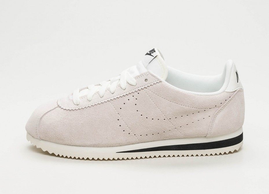how to buy limited guantity official site Very Goods | Nike Classic Cortez Suede (Sail / Sail - Black ...