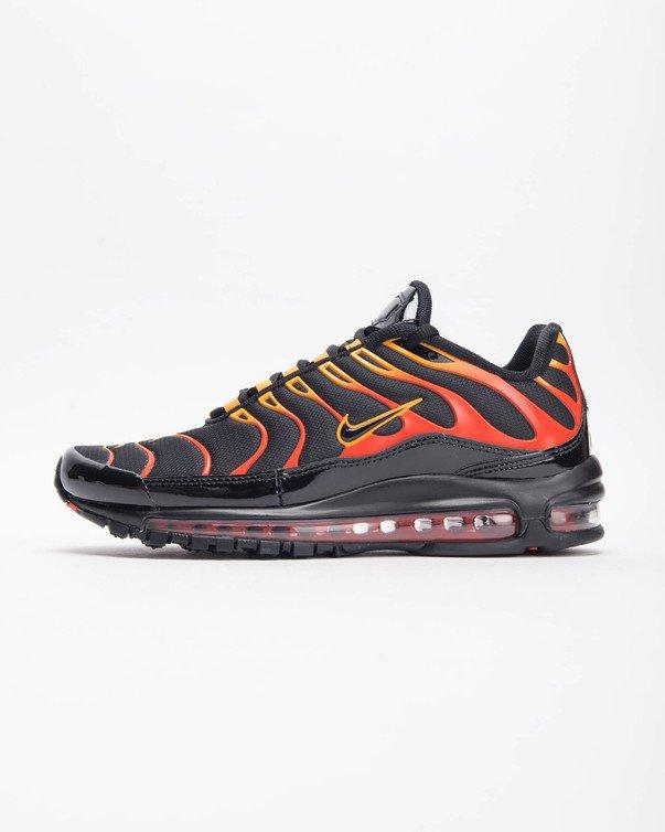 Nike Air Max 97 Plus BlackShock Orange