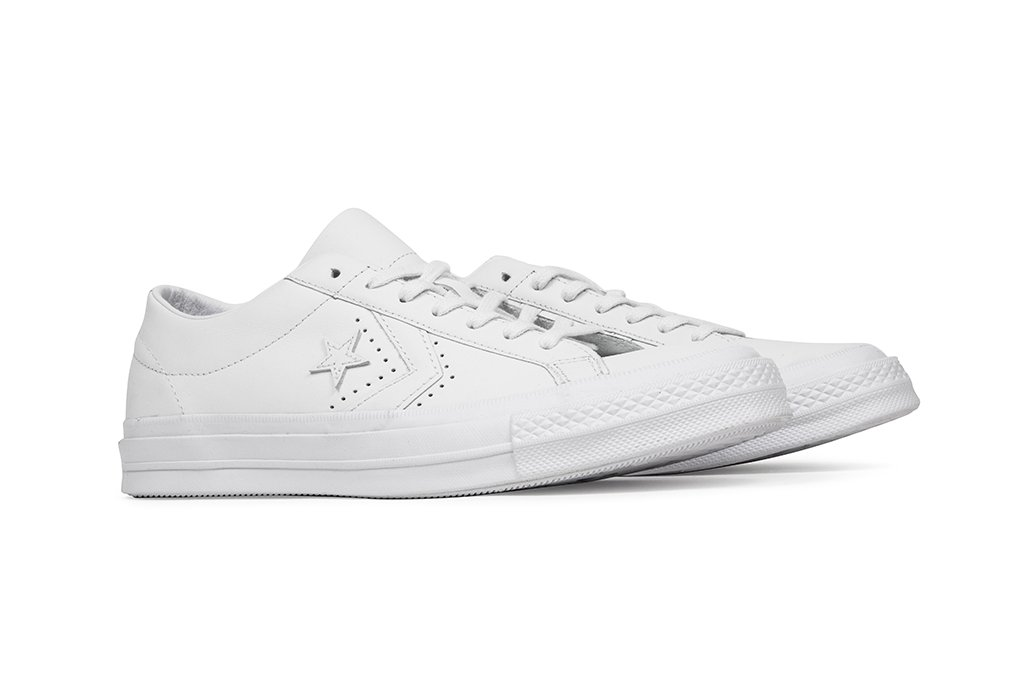 on sale 7e5c4 c4bc4 Very Goods   Converse x Engineered Garments One Star Ox - White – Feature  Sneaker Boutique