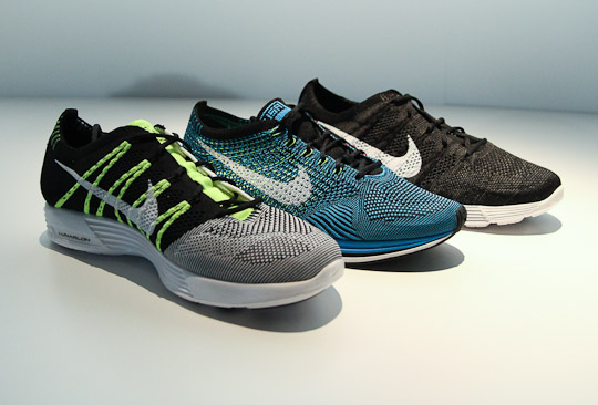 best service 8ca2a 5b2b8 Nike Lunar Flyknit HTM Collection – Completely Knitted  nike-htm-flyknit-trainer-racer-sneakers-04 – Selectism.com