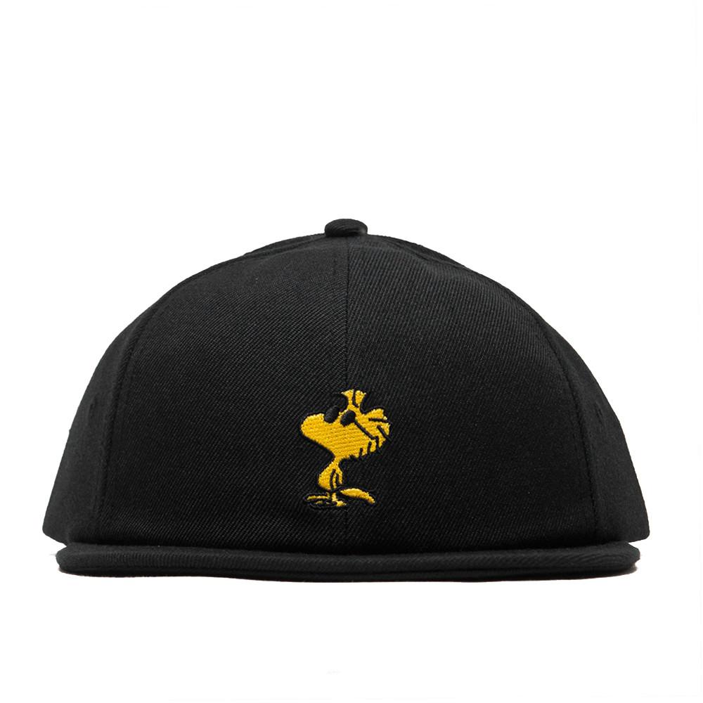 d830425d Very Goods | Vans x Peanuts Jockey Hat Black | Lost & Found