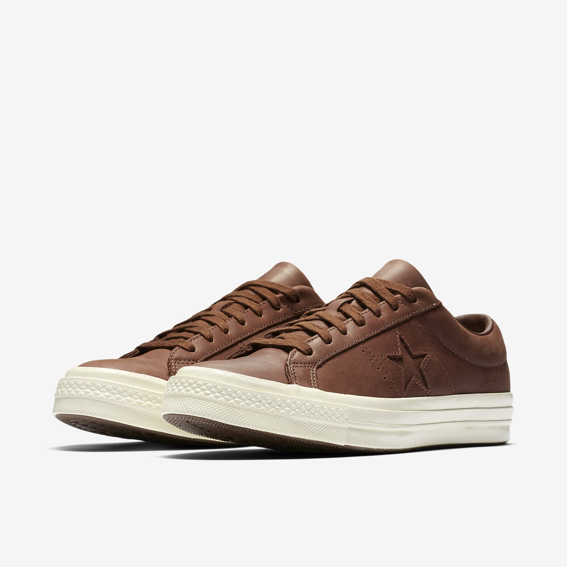 Very Goods | Converse One Star Premium Leather Low Top Men's