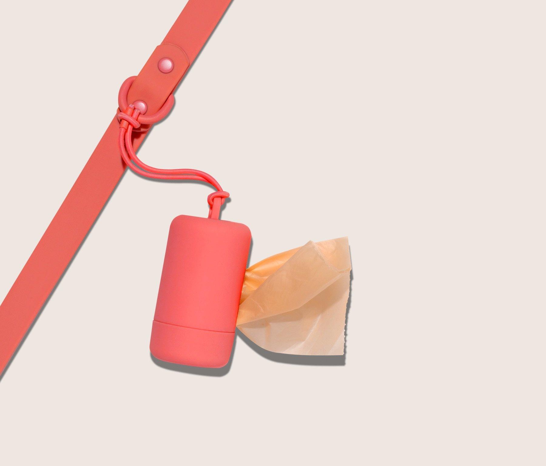 biodegradable dog poop bag dispenser