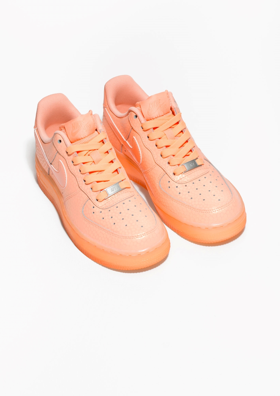 Nike Air Force 1 '07 Prm | Orange Neon | & Other Stories
