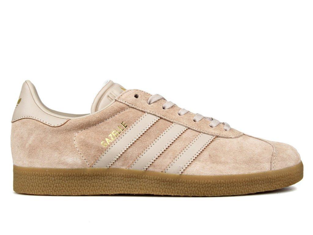 nouvelle arrivee 033b9 2ec1d Adidas GAZELLE Brown/Gum – Bodega