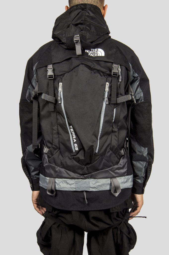 36e824ca5 JUNYA WATANABE X THE NORTH FACE TERRA 65 PARKA BLACK – BLENDS