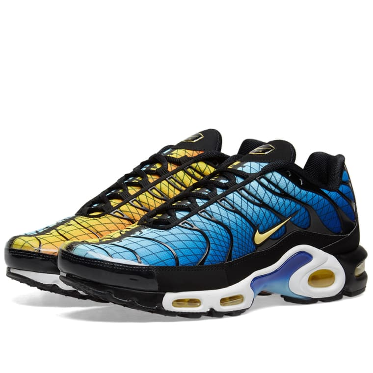 Very Goods Nike Air Max Plus Og Black Chilie Red Yellow End