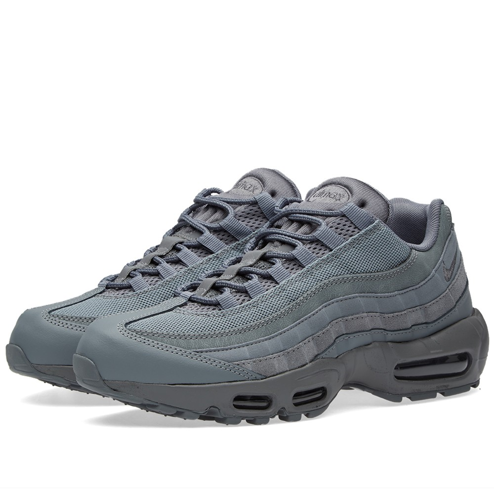 grey air max 95